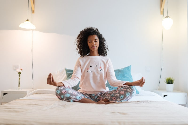 parar e meditar