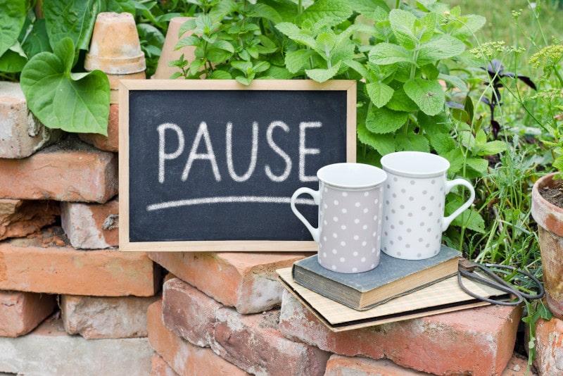 pausa ajuda na produtividade