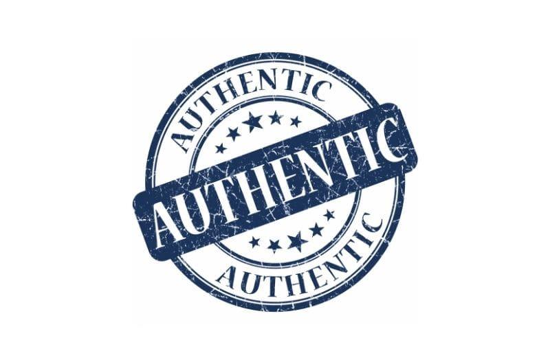 autenticidade no instagram